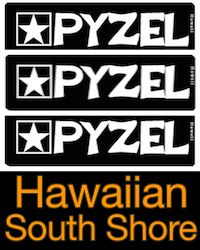 Hawaiian South Shore. Pyzel
