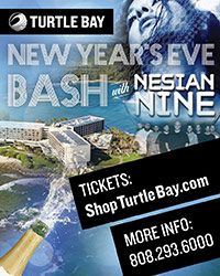 Turtle Bay New Years
