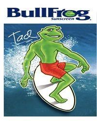 Bull Frog Surfer