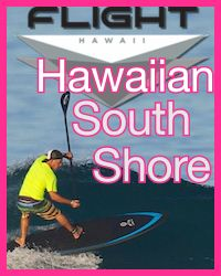 Hawaiian South Shore -SUP