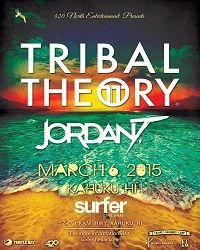 Surfer the Bar - Tribal Theory