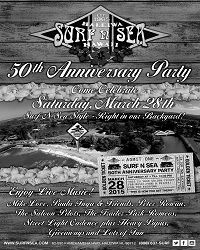 Surf n Sea - 50 Party