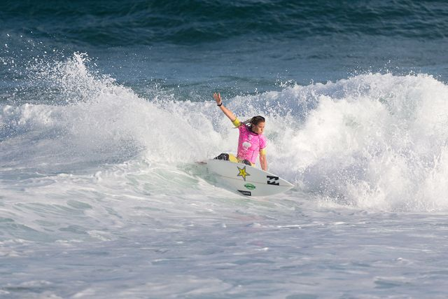 "BARRA DA TIJUCA, Rio de Janeiro/Brazil (Tuesday, May 12, 2015) – Courtney Conlogue of Santa Ana, California, USA (pictured) winning her Round 1 heat at the Oi Rio Pro in Barra De Tijuca, Rio, Brasil.   IMAGE CREDIT: © WSL / Smorigo PHOTOGRAPHER: Daniel Smorigo SOCIAL MEDIA TAG: @wsl @danielsmorigo   The images attached or accessed by link within this email (""Images"") are provided by the Association of Surfing Professionals LLC (""World Surf League""). All Images are royalty-free but for editorial use only. No commercial rights are granted to the Images in any way. The Images are provided on an ""as is"" basis and no warranty is provided for use of a particular purpose. Rights to individuals within the Images are not provided. The copyright is owned by World Surf League. Sale or license of the Images are prohibited. ALL RIGHTS RESERVED."