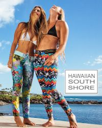 Hawaiian South Shore - DakineRash