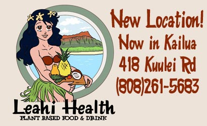 Leahi Health Beverages - Kailua