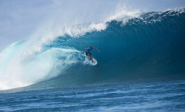 Owen Wright winning the Fiji Pro with a Perfect 20.00