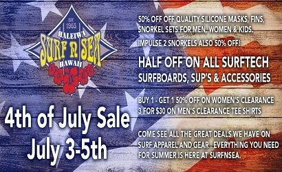 Surf n Sea - Blowout July 4th 2015