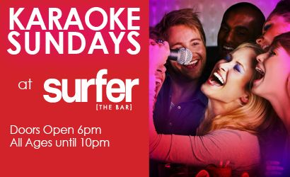Surfer the Bar - KaraokeSundays