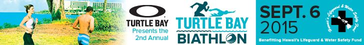 Turtle Bay Biathlon 2015