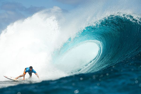 "Gabriel Medina of Maresias, Sao Paulo, Brazil (pictured) placed second in the final of the Billabong Pro Tahiti after being defeated by Jeremy Flores (FRA) at Teahupoo on 25 August 2015. IMAGE CREDIT: WSL / Cestari PHOTOGRAPHER: Kelly Cestari SOCIAL MEDIA TAG: @wsl @kc80   The images attached or accessed by link within this email (""Images"") are hand-out images from the Association of Surfing Professionals LLC (""World Surf League""). All Images are royalty-free but for editorial use only. No commercial or other rights are granted to the Images in any way. The Images are provided on an ""as is"" basis and no warranty is provided for use of a particular purpose. Rights to an individual within an Image are not provided. Copyright to the Images is owned by World Surf League. Sale or license of the Images is prohibited. ALL RIGHTS RESERVED."