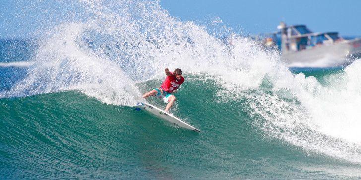 Frederico Morais (PRT) . Hawaiian Pro 2015