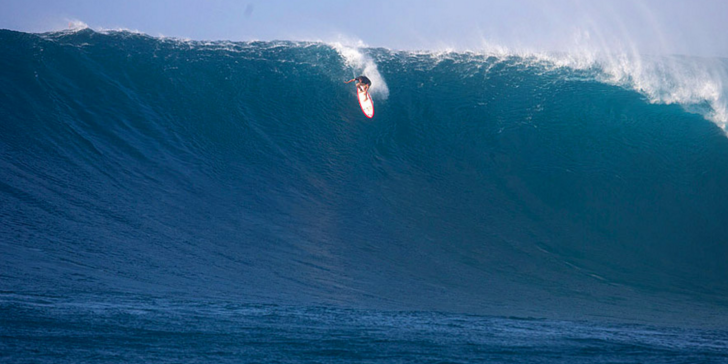 When the surf is up, the North Shore of Oahu is STILL the