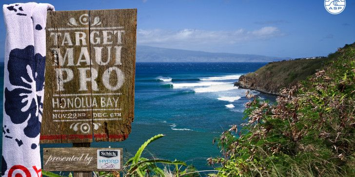 Target Maui Pro presented by Schick Hydro Silk
