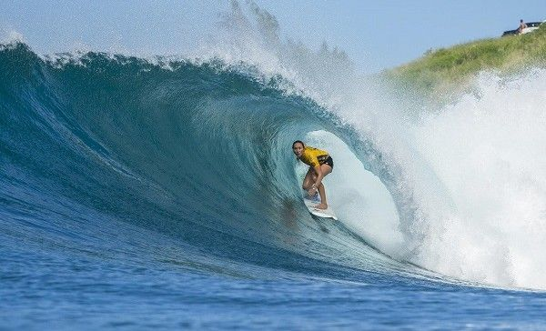 """IMAGE CAPTION (Wednesday, December 2, 2015): Carissa Moore of Hawaii (pictured) defeated Sally Fitzgibbons of Australia in the final to win the Target Maui Pro, Honolua Bay, Hawaii.  Moore posted a perfect 10 point ride and backed it up with a 9.50 point ride to win the final with a near perfect heat total of 19.50 points (out of a possible 20.00).  Moore also won the 2015 WSL World Title for the third time in her career on Wednesday December 2, 2015.IMAGE CREDIT: © WSL / PoullenotPHOTOGRAPHER: Damien PoullenotSOCIAL MEDIA TAG: @wsl @damien_poullenotThe images attached or accessed by link within this email (""""Images"""") are hand-out images from the Association of Surfing Professionals LLC (""""World Surf League""""). All Images are royalty-free but for editorial use only. No commercial or other rights are granted to the Images in any way. The Images are provided on an """"as is"""" basis and no warranty is provided for use of a particular purpose. Rights to an individual within an Image are not provided. Copyright to the Images is owned by World Surf League. Sale or license of the Images is prohibited. ALL RIGHTS RESERVED."""