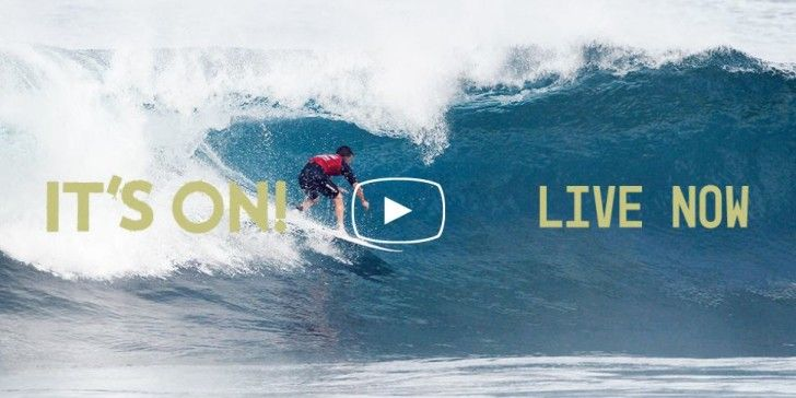 1b412dadfe3762 BILLABONG PIPE MASTERS CALLED ON WSL TITLE ON THE LINE – FANNING