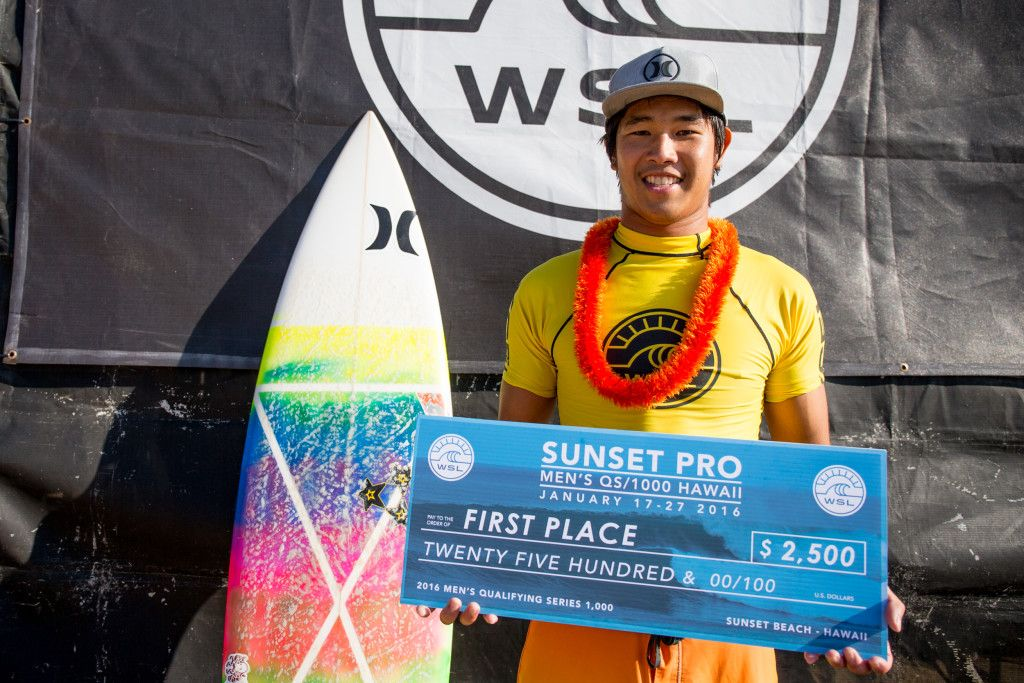 WSL, Sunset Pro, Final Day