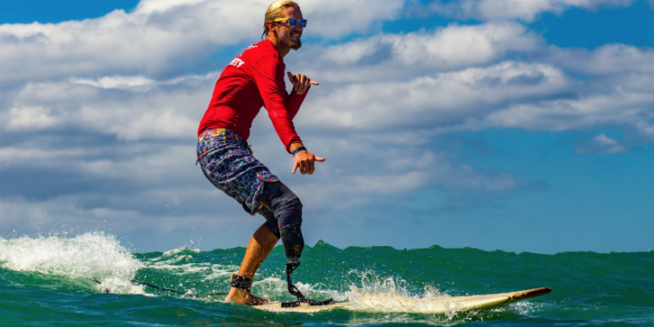 Access Surf Wounded Warriors