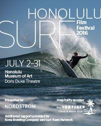Honolulu Surf Film Festival 2016