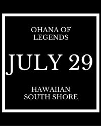 Hawaiian South shore.lostnfoundevent