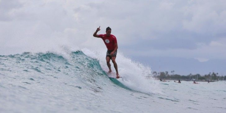 e0e6812482d969 THEY NOW QUALIFY FOR JEEP WORLD LONGBOARD CHAMPIONSHIP! Nelson Ahina (HAW)