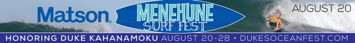 Dukes Oceanfest MENEHUNES