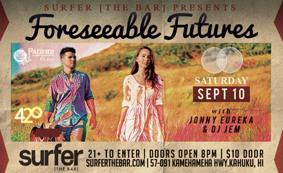 Surfer, the Bar Foreseeable 9/16