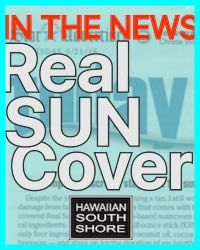 Hawaiian South shore.  Real Sun Cover 9/16