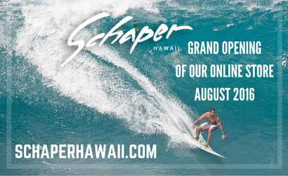 Schaper Hawaii. new website