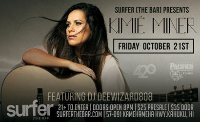 Surfer, the Bar  Kimie 10.21