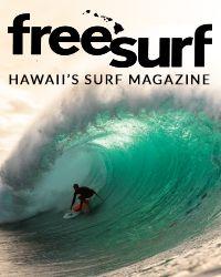 Free surf Mag SNN Pipe banner