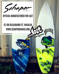 Schaper Hawaii. LOST Oct 2016