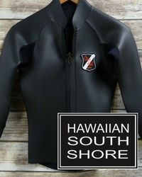 Hawaiian South shore.   wETSUIT jACKET