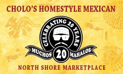 Cholos 20 years 410