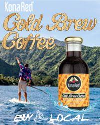 KonaRed Cold Brew Coffees