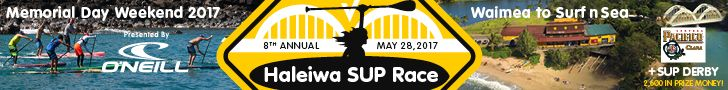 Surf n Sea SUP race Pacifico