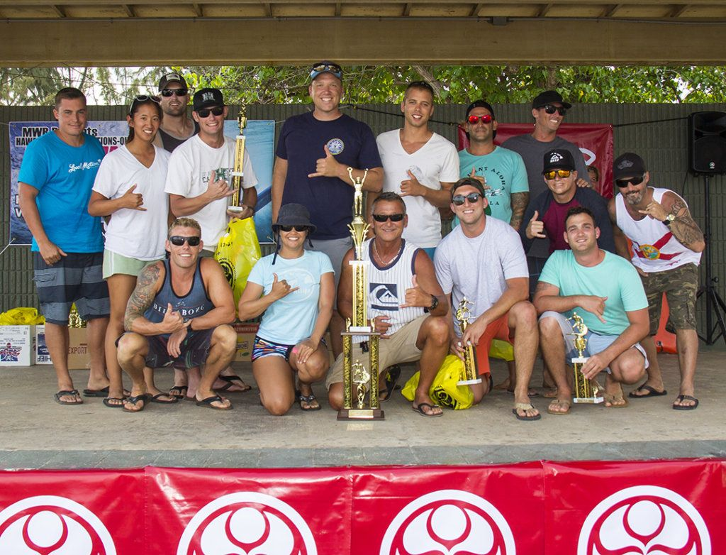 It's ON! The 11th Annual HIC/Quiksilver All-Military Surf