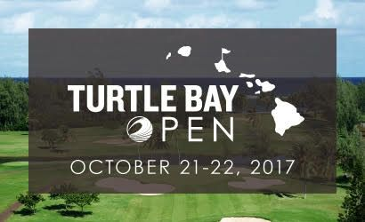 Turtle Bay Resort Golf July 17
