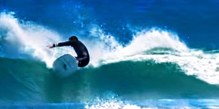 Kai Sallas Laniakea From Dans Surf Videos Surf News Network