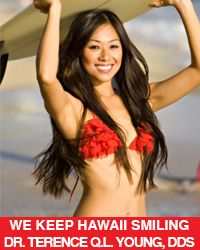 Terry Young Smiling Bikini Girl