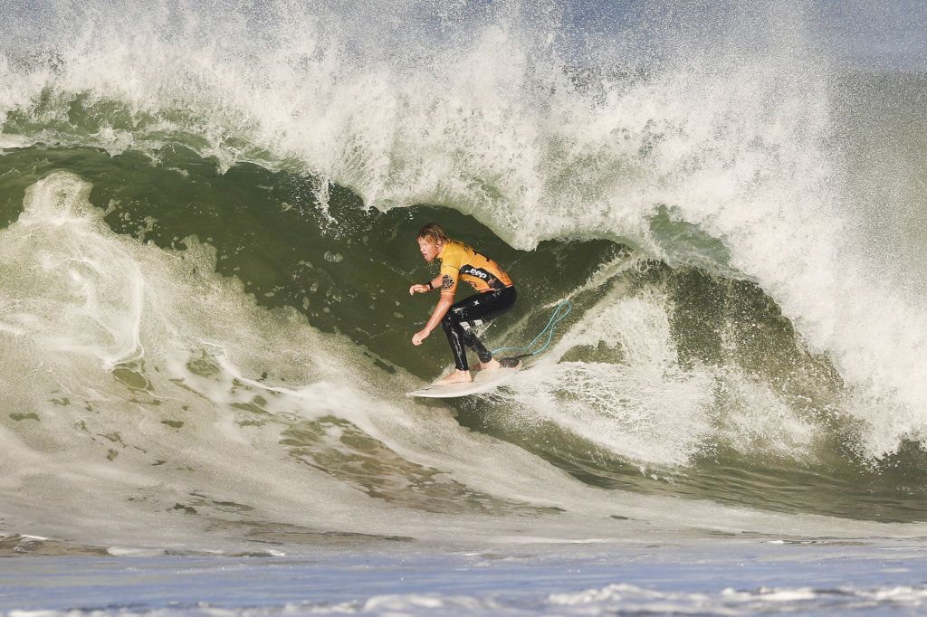 fcd8542844 Reigning World Champion and current World No.1 on the Jeep Leaderboard John  John Florence of Hawaii had his hopes of a second consecutive World Title  dashed ...