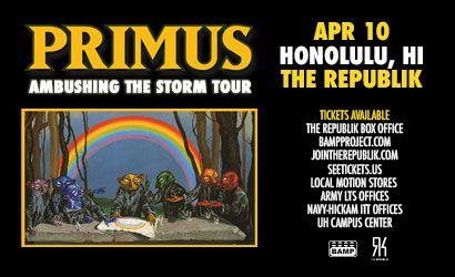 BAMP PRIMUS 12/18 – 22   April 1 – 19/2018