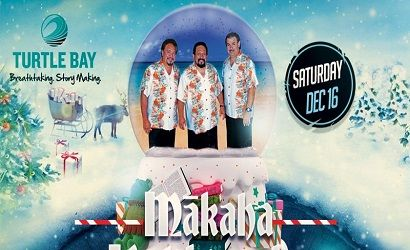 Turtle Bay Makaha Sons Dec 16 2017