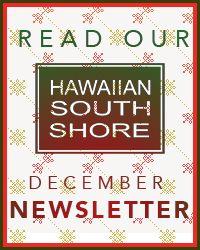 Hawaiian South Shore Holiday 12/5/17