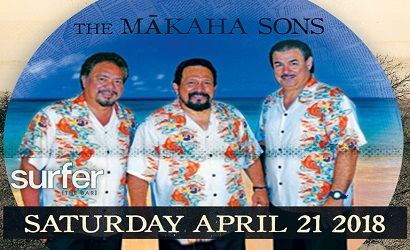 Surfer the Bar Makaha Sons