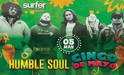 Surfer the Bar Cinco Mayo 2018