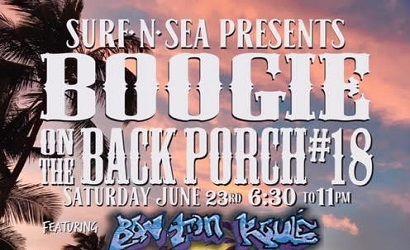 Surf n Sea Boogie 18 Sat June 23