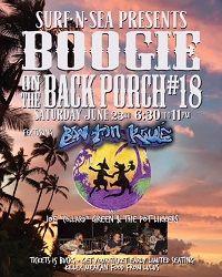 Surf n Sea Boogie June 23