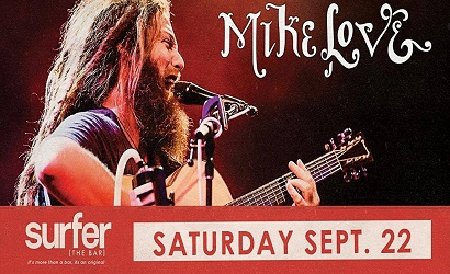 Surfer the Bar Mike Love 9/22
