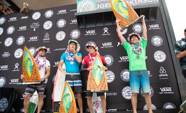 28afd6112c TAKES LEAD ON VANS TRIPLE CROWN OF SURFING – 17-YEAR-OLD MATEUS HERDY EARNS  RUNNER UP – SETH MONIZ OFFICIALLY QUALIFIES FOR 2019 CHAMPIONSHIP TOUR