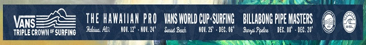 VANS TRIPLE CROWN 2018 728X90 GENERIC